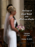 Sarah & Rick wedding 10-19-13