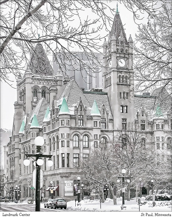 # 2714 Landmark Center - After the Snow