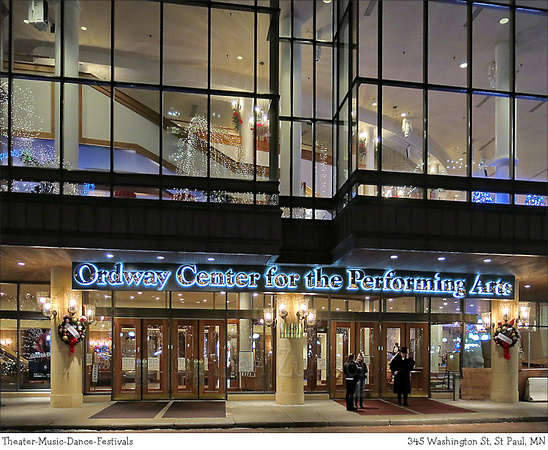 # 2119 Ordway Center for the Performing Arts
